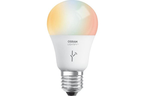 Lightify color LED smart bulb