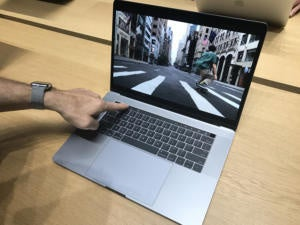 macbook pro 2016 handson editing