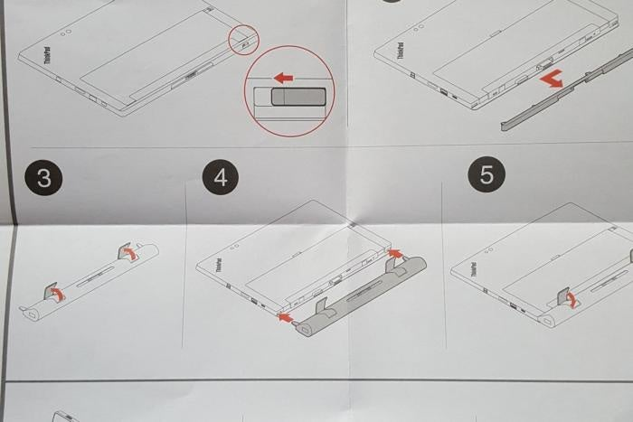 Lenovo X1 Tablet module manual