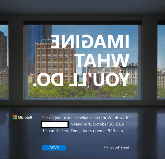 microsoft invites reporters to see what s next for windows 10 and