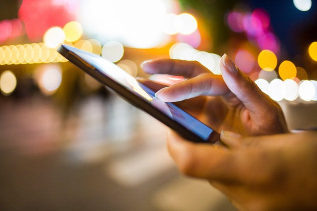 Mobile is now mission critical for e-business