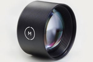 moment tele lens stock