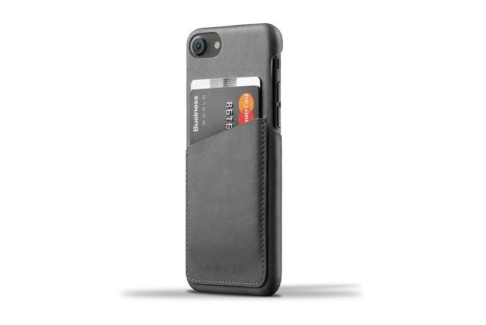 mujjo leatherwallet iphone