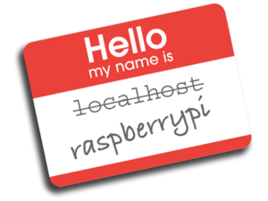 What's in a Raspberry Pi name? How to rename your RPi under Raspbian