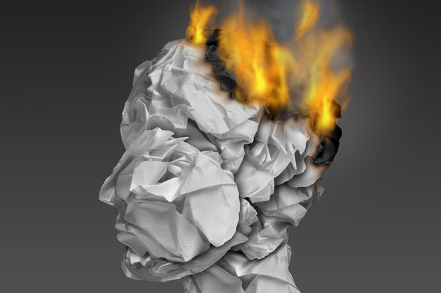 on call burnout