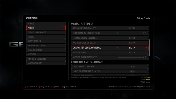 pc settings options gears 4 3