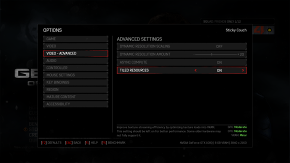 pc settings options gears 4 6