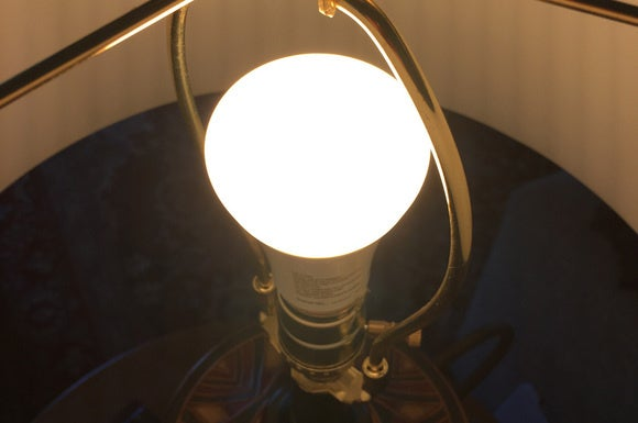 Philips Hue Color and Ambiance in a lamp