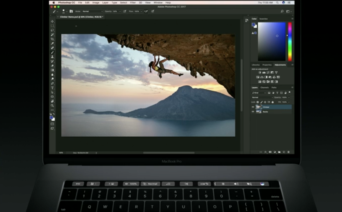 Here S How Photoshop Will Work With The New Macbook Pro