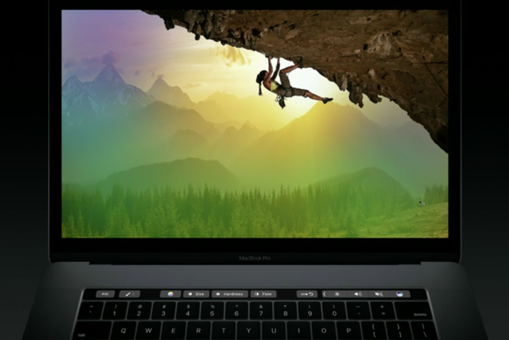 photoshop touch bar 7