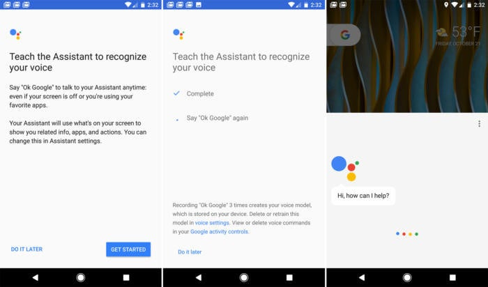 pixel assistant any screen