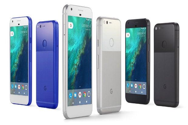 Pixel Google Phones