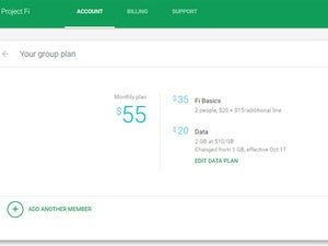 Project Fi Group Plan