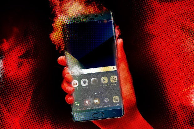 Samsung Note 7: A tech flame-out timeline
