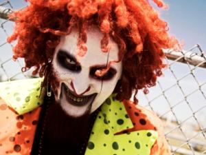 Using the Raspberry Pi to thwart the creepy clown menace