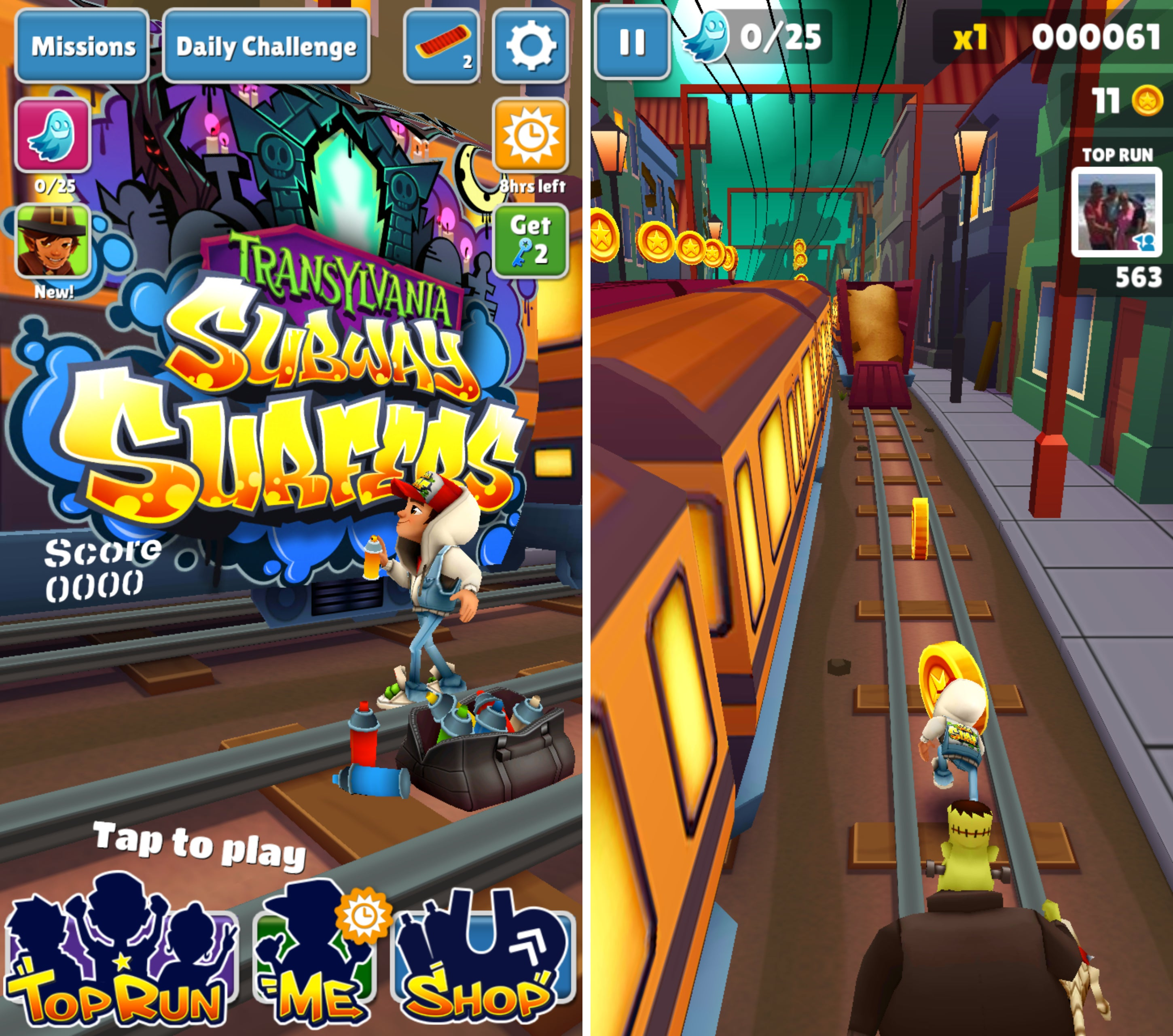 15 Spooky, Scary Halloween Games For Your Android Phone
