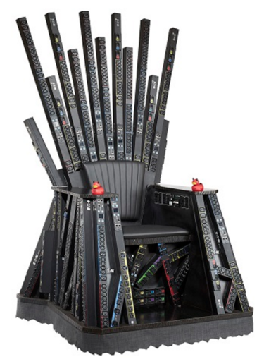 The Ultimate Data Center Throne Network World