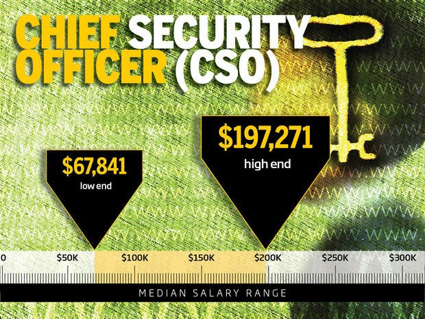 2. Chief security officer (CSO)