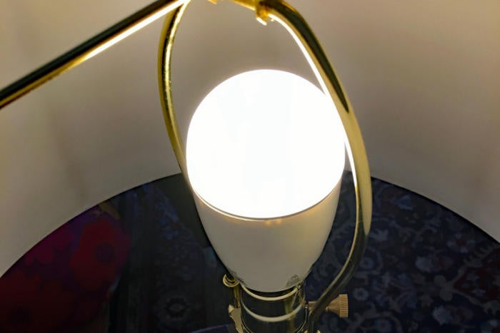 Sengled Element Touch in a lamp