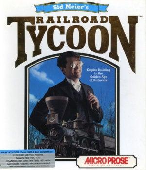 sid meiers railroad tycoon