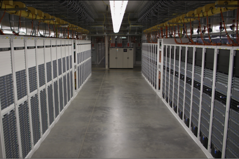 Take a look inside Microsoft's Quincy, Wash. data center