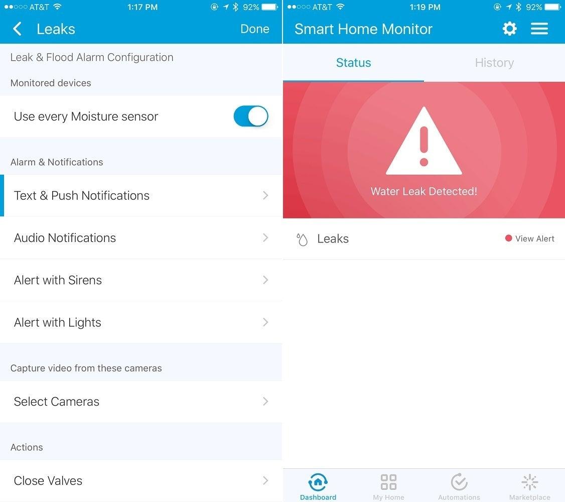 Samsung SmartThings Water Leak Sensor review: Inexpensive