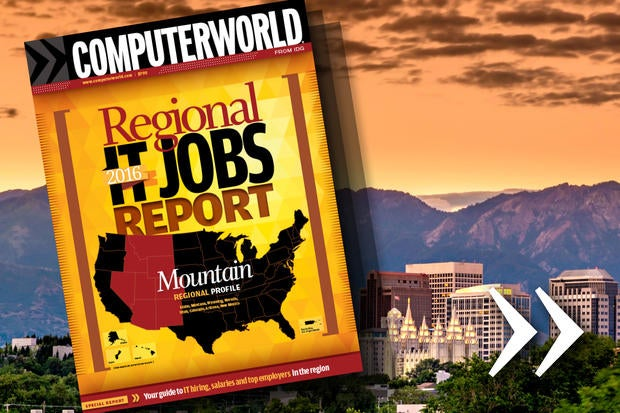Computerworld's 2016 Regional IT Jobs Report - Mountain