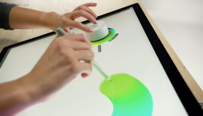 surface dial 2