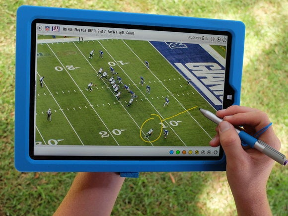 surface nfl