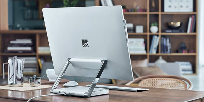 surface studio rear
