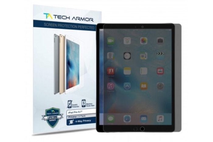 techarmor privacyscreen ipad
