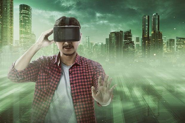 MasterCard virtual reality purchasing app