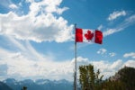 thinkstockphotos canada flag