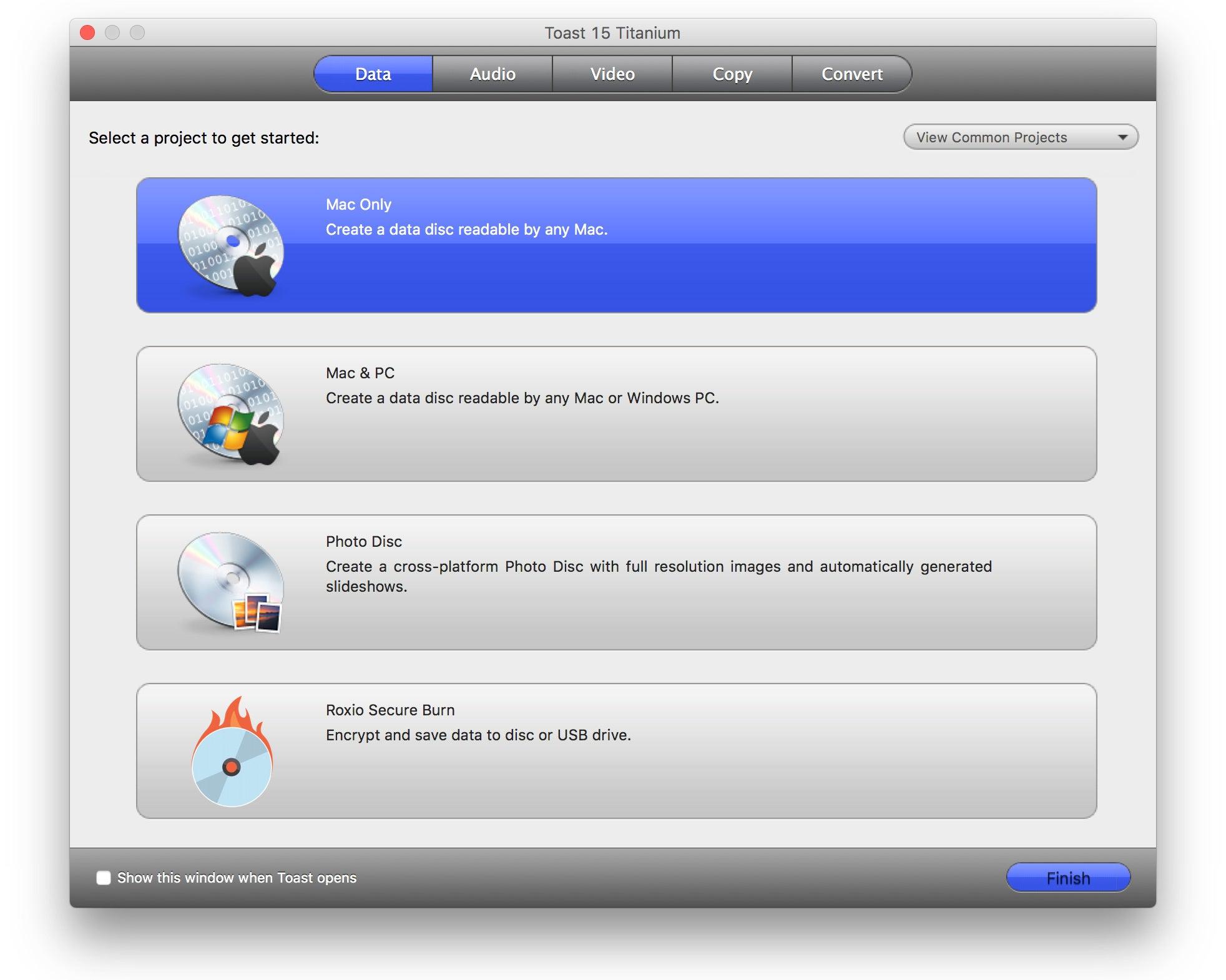 Download roxio toast 16 pro for mac filehippo. Com.