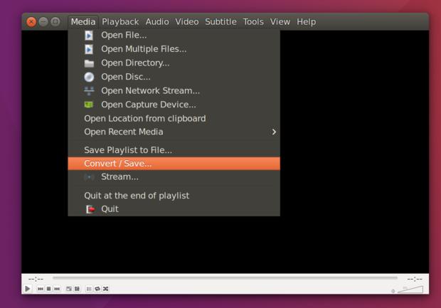 ubuntu convert