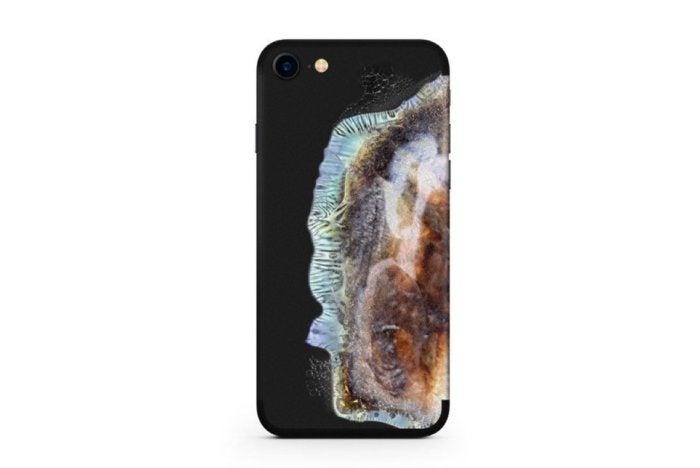 uniqfin explosung iphone