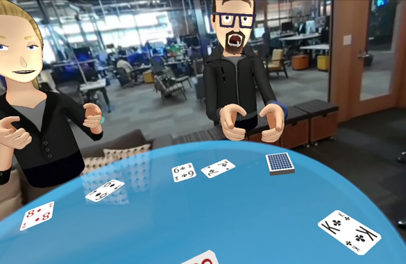vr cards