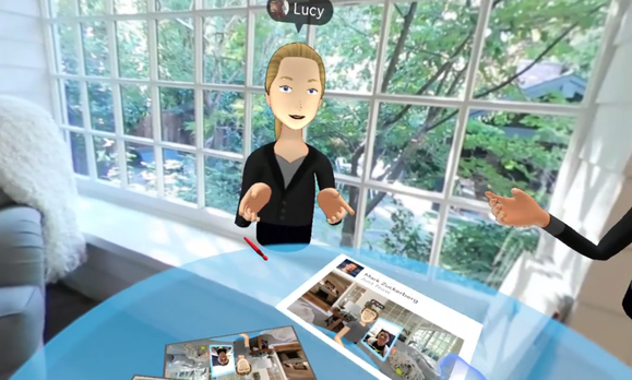 vr pictures post to facebook
