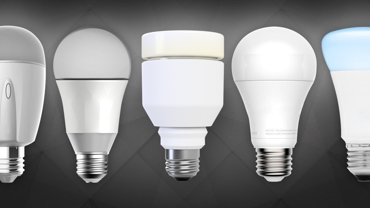 Best smart light bulbs white Smart light bulbs