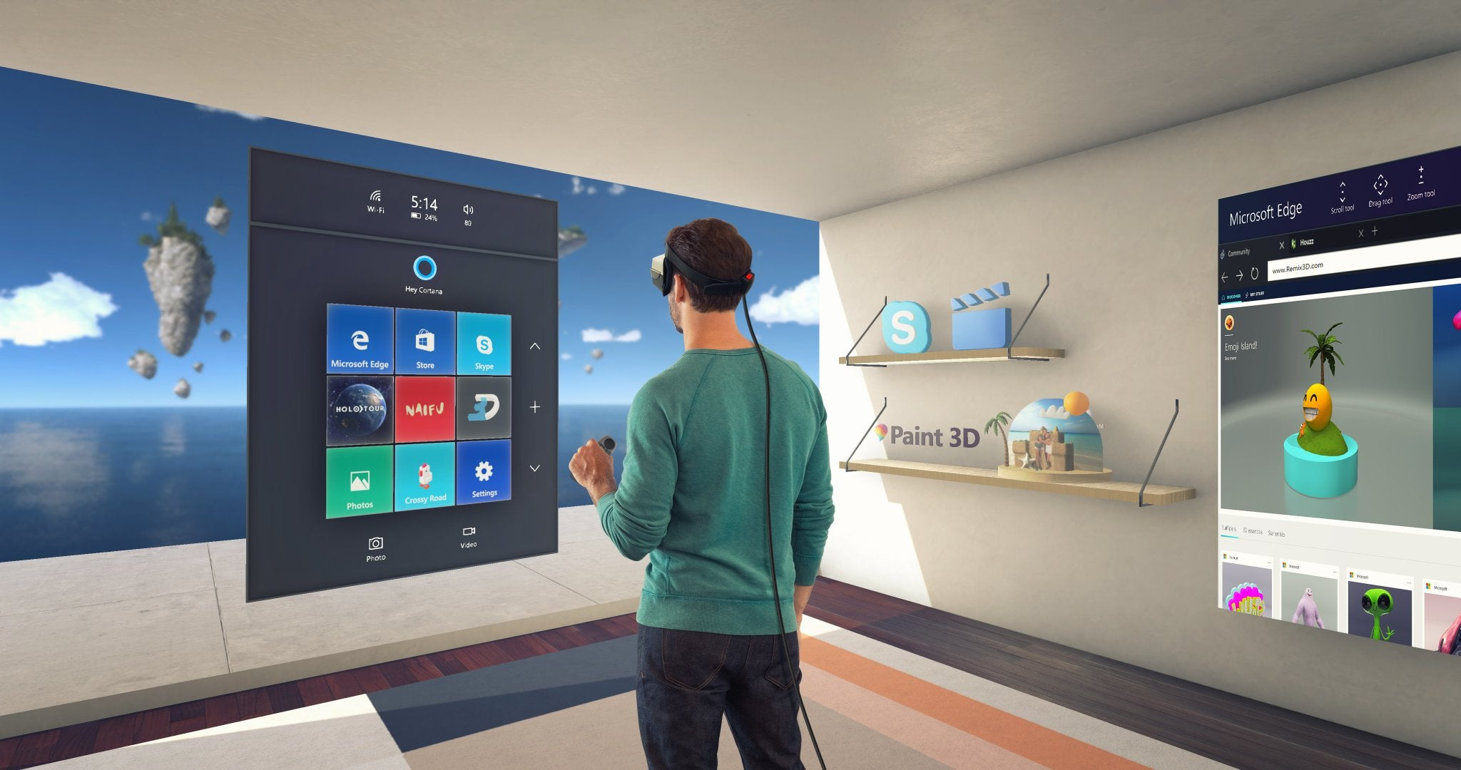 Microsofts 300 Windows 10 VR Headsets 6 Things We Know And 1 Big Question
