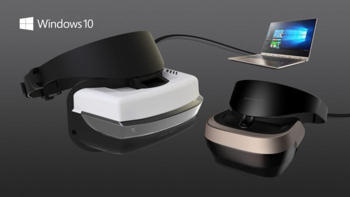 windows 10 vr headsets