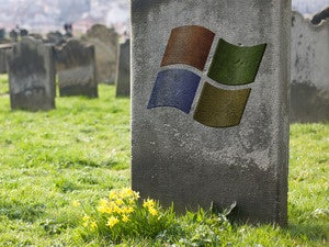 windows xp death
