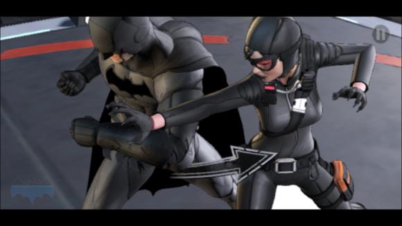 ysp batman telltale action