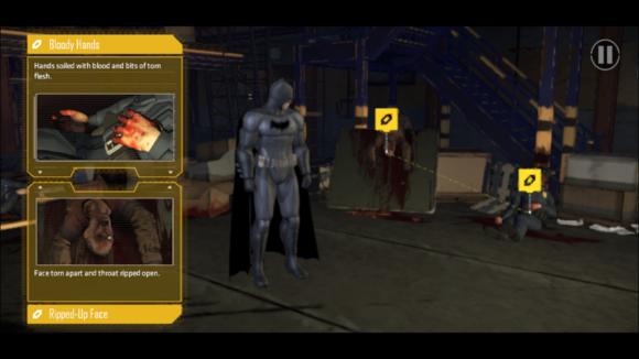 ysp batman telltale evidence