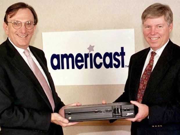 14 tech 20 years ago