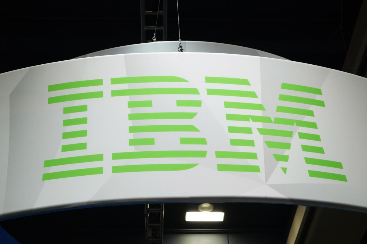 IBM has a strong cybersecurity message, but few know what it is