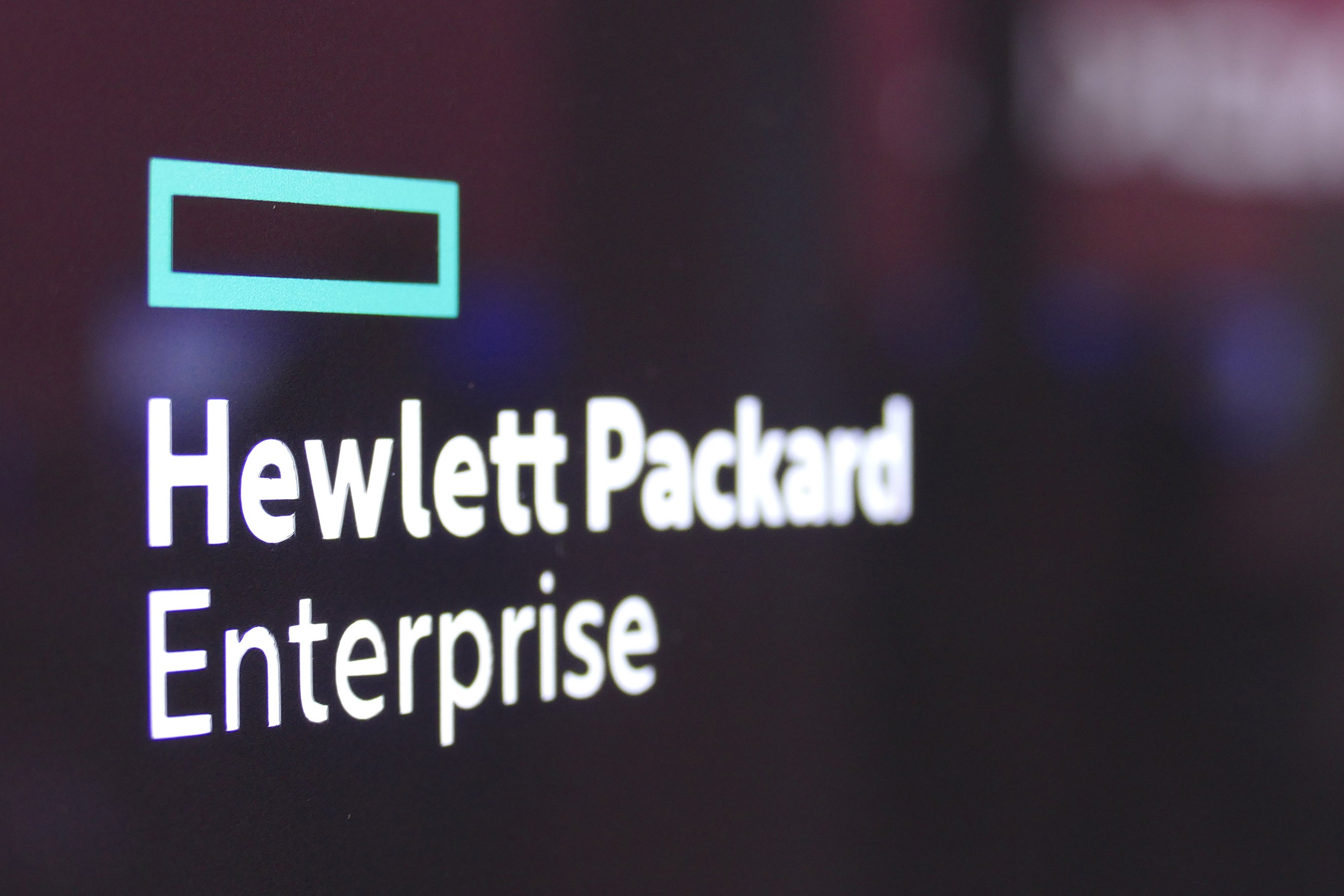 A year after separation HP and HP Enterprise are still trying to shed rust