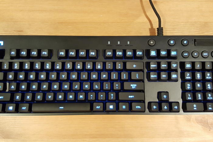 c8b65f64f9d Logitech G610/G810 review: A modern twist on a classic and understated  design