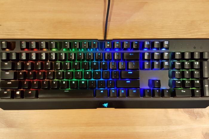 Razer BlackWidow X Chroma review: A beautiful keyboard, but