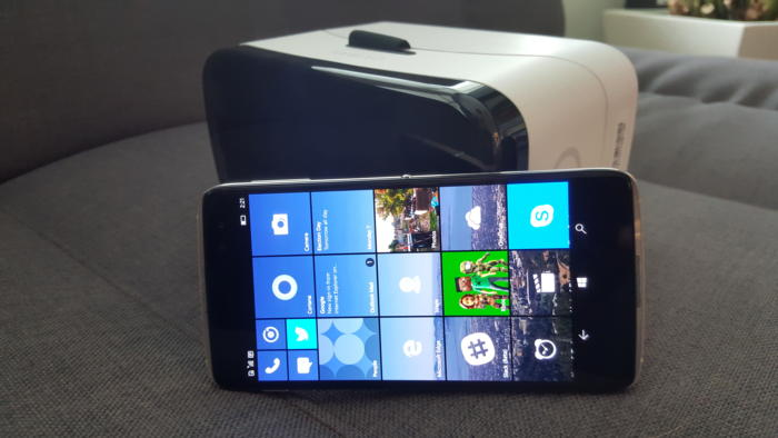 Review: The Alcatel Idol 4S launches Windows phones into the VR